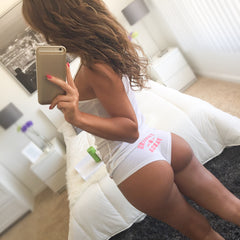 World Famous Booty Shorts