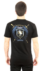 The Royal Crest No Shields T-Shirt