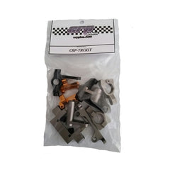 CRP-TRCKIT - Caster Racing Alum Parts Upgrade Kit for TRC104-Caster Racing-CKRC Hobbies
