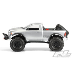 PRO3434-00 - Proline Ram 1500 Clear Body for 1:10 Crawlers-Proline-CKRC Hobbies