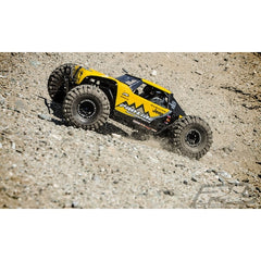 PRO3452-00 - Pro-Line Jeep Wrangler Rubicon Clear Body for Yeti-Proline-CKRC Hobbies