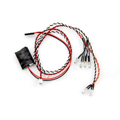 AX24257 - Axial LED Controller With Lights-Axial-CKRC Hobbies