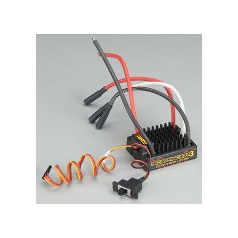 CSEM1500 - Castle Creations 1/10 SV3 Sidewinder 12V ESC Waterproof