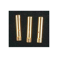 GPMM3111 - Great Planes Gold Plated Bullet Connector Female 2mm (3)-Great Planes-CKRC Hobbies