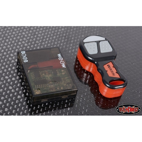 Z-S1092 -  RC4WD Warn 1:10th Wireless Remote / Receiver Winch Controller Set