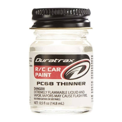PC68 - Duratrax .5 OZ. Poly Carb Thinner