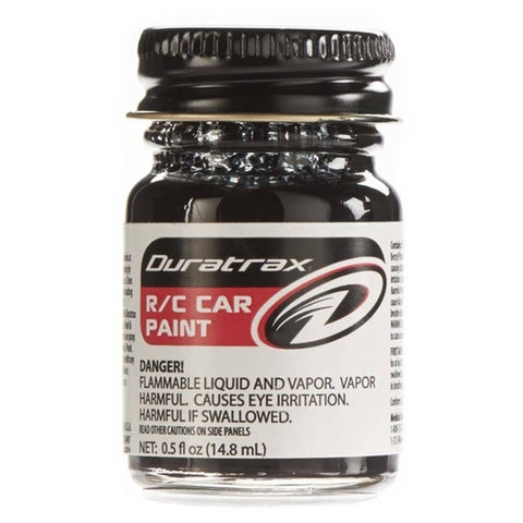 DTXR4050 - Duratrax .5 oz Poly Carb Basic Black Bottle Paint