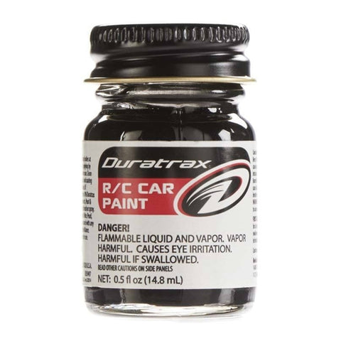 DTXR4080 - Duratrax Metallic Black Paint .5 oz Bottle