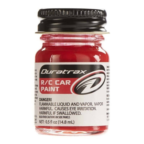 DTXR4054 - Duratrax Polycarb Racing Red .5 oz
