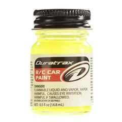 DTXR4079 - Duratrax Fluorescent Yellow .5 Oz Bottle Paint-Duratrax-CKRC Hobbies
