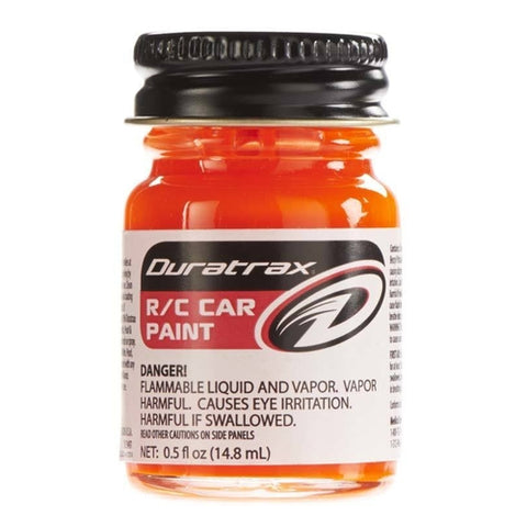 DTXR4078 - Duratrax Polycarb Fluorescent Orange .5 oz