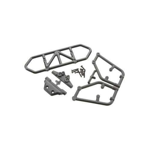 RPM80122 - RPM Producct Rear Bumper Slash 4x4