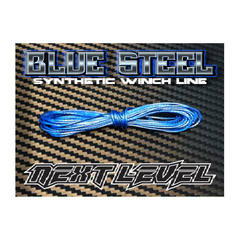 NLWLBl - Next Level Synthetic Winch Line Blue Steel-Next Level-CKRC Hobbies