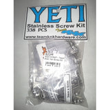 KNKYETIKIT - Team KNK Yeti Screw Kit