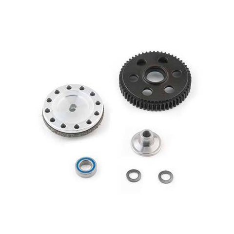 RRP1556 - Robinson Racing Axial Yeti Gen 3 Unit 56T Black Steel Spur
