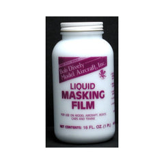 3010 - Bob Dively Liquid Masking Film 16 oz-Bob Dively-CKRC Hobbies