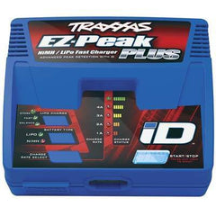 TRA2970 - Traxxas EZ Peak Plus With ID Battery Charger NiMH and LiPo-Traxxas-CKRC Hobbies