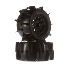"PRO118615 - Pro-Line Sand Paw 2.8"" All Terrain Tires Mounted (2) REAR-Proline-CKRC Hobbies"