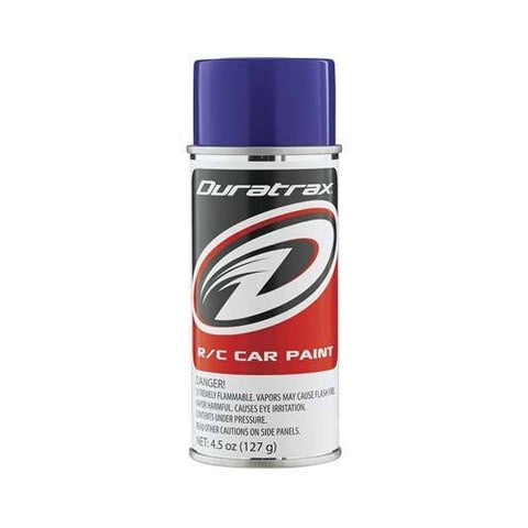 DTXR4288 - Duratrax Purple Poly Carb Spray Paint (4.5oz)