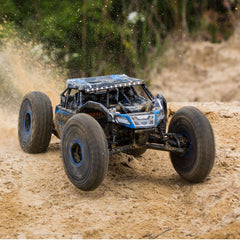 LOS03009T2 - Losi 1/10 Rock Rey 4WD RTR with AVC, Blue-Horizon Hobbies-CKRC Hobbies