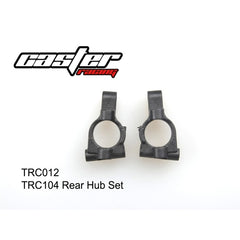 TRC012 - Caster Left & Right C-Hub-Caster Racing-CKRC Hobbies
