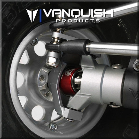 VPS07013 - Vanquish Wraith/AX10 Scale C-Hubs - Black