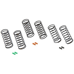 ASC91341 - Associated Front Soft Spring Kit 12mm (6)-Team Associated-CKRC Hobbies