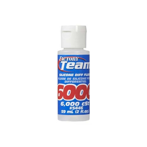 ASC5446 - Team Associated Silicone Diff Fluid 6000 Wt