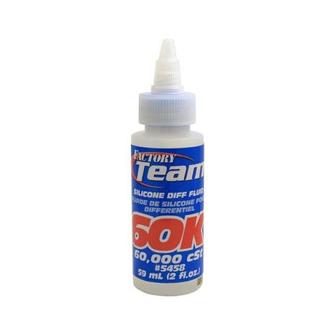 ASC5458 - Team Associated Silicone Differential Fluid 60000