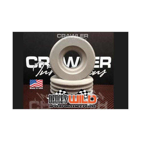 CWR-3003 - Crawler Innovations Deuces Wild Single Stage 2.2 Standard Foam Pair (2)