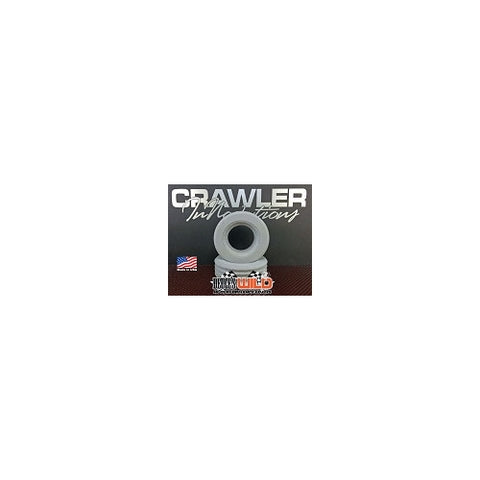 CWR-3001 - Crawler Innovations Deuces Wild Single Stage 1.9 Pitbull Rock Beast Foam Pair (2)