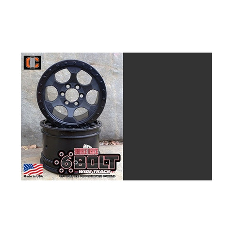 CWR-5003 - Crawler Innovations 6 Bolt Performance Wheel; 2.2; 1 inch Width; Pair