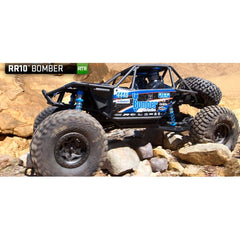 AX90048 - Axial RR10 Bomber 1/10th Scale Electric 4WD - RTR-Axial-CKRC Hobbies