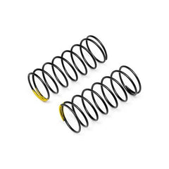 HB113062 - Hot Bodies 1/10 Buggy Spring Front 59.1mm Yellow D413-HB-CKRC Hobbies