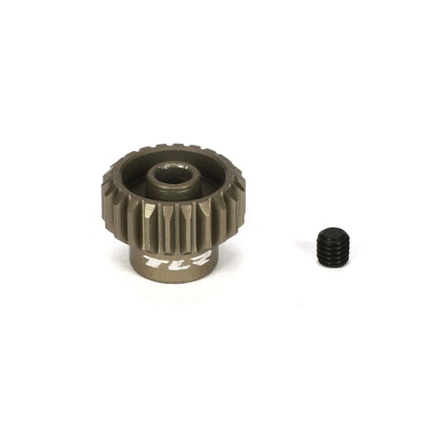 TLR332022 - Team Losi Racing Pinion Gear 22T, 48P, Aluminum