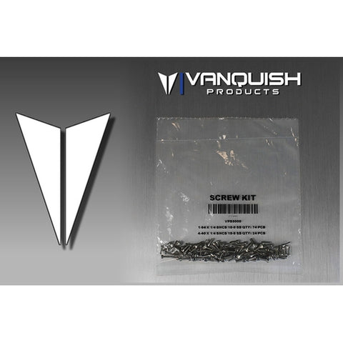VPS5000 - Vanquish Scale Wheel Screw Kit