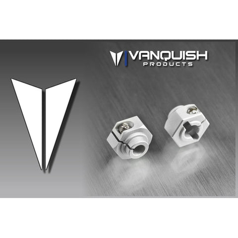 VPS07080 -  Vanquish 12mm Hex - Silver