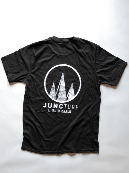 Mens Juncture T-Shirt (Back)