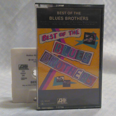 Best of The Blues Brothers Cassette