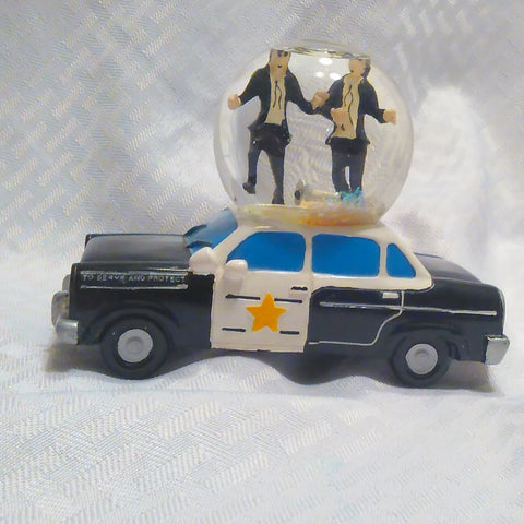 Blues Brothers Bluesmobile Globe