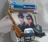 Blues Brothers Christmas Ornament