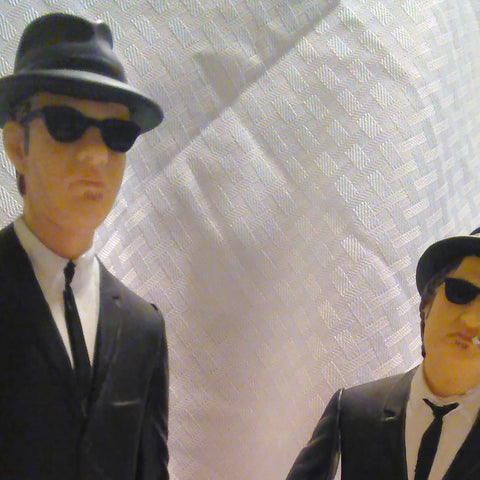 Saturday Night Live Blues Brothers Figures