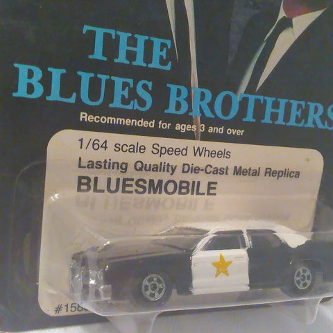 ERTL Blues Brothers Bluesmobile 1/64 Scale