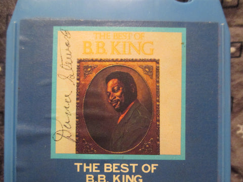 The Best of B.B. King - 8 Track by B. B. King
