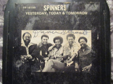 Yesterday, Today, and Tomorrow - 8 Track by The Spinners