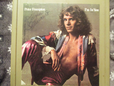 I'm In You - 8 Track by Peter Frampton