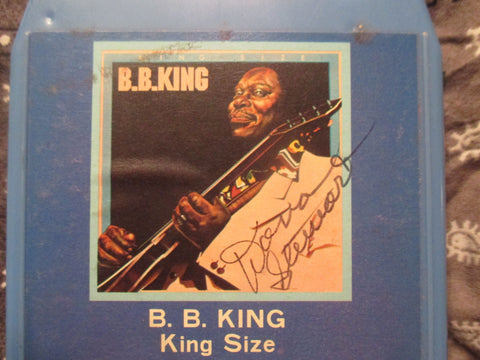 King Size - 8 Track by B. B. King