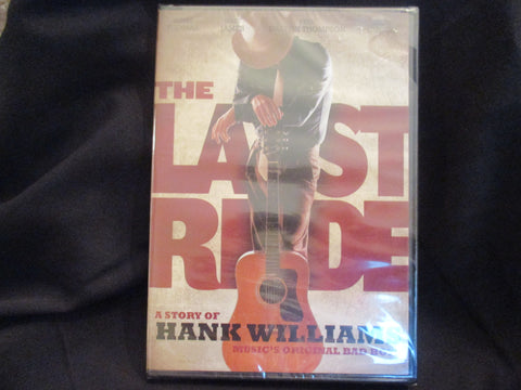 The Last Ride (2011 film) DVD