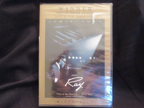 Ray (2004 film) DVD