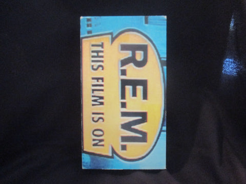 This Film Is On VHS - R.E.M.